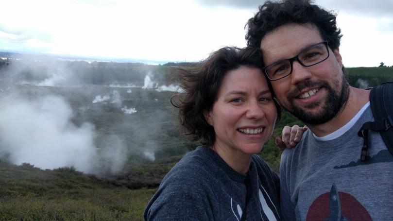 Ben & Kate _ 1 month Pre Op Trip NZ